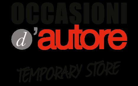 Occasioni d'autore - Temporary Store